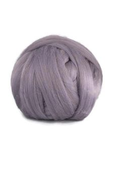 Super-fine merino wool roving 19 microns Colour: by DivinityFibers