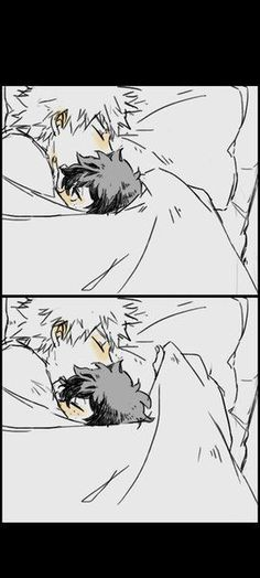 Love is a pain (katsuki X Izuku) (boyXboy) - Chapter 35