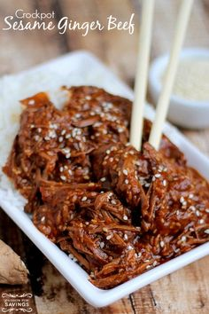 I saw this pot roast recipe on anne burrells food network show and passion for savings slow cooker sesame beef with rice recipeslow cooker sesame beef with rice recipe forumfinder Choice Image