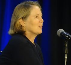 Google cloud and enterprise computing chief Diane Greene spoke at TiEcon last week about how she aims to challenge Amazon Web Services and Microsoft Azure.