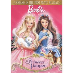 Barbie as the Princess and the Pauper (WS) (dvd_video)