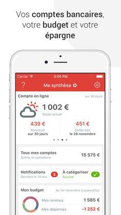 """Application du Jour : """"Linxo"""" est à télécharger GRATUITEMENT aujourd'hui…"""