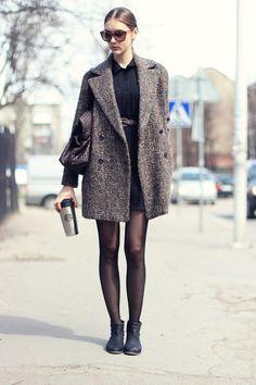 Anna Zubkova -  - On the way to English classes