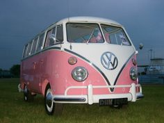 Pink Bus #ValleyMotorsVW