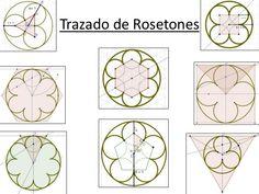 roseton dibujo tecnico - Buscar con Google