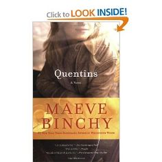 Quentins by Maeve Binchy - I could really recommend every book by her. Any of them would be great to start with!