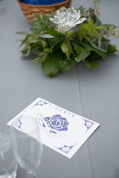 Planetary / Sailor Senshi symbols for table names, and Silver Imperium Crystal replica for centerpieces!
