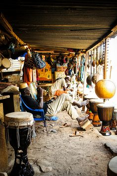 Market - Dakar,  Aye Waye  Senegal