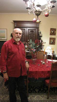 Κώστας Καρακάσης: πιστεύω στο Πνεύμα των Χριστουγέννων γιατί είναι η ελπίδα που σε ταξιδεύει στον Κόσμο