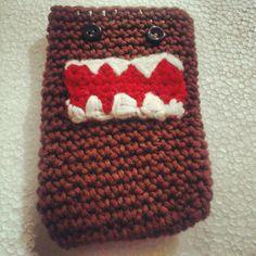 Perse Amigurumi - Domo Kun crochet
