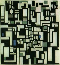 Theo van Doesburg #art
