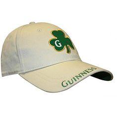 Guinness Shamrock Cap