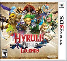 in the picture:Hyrule Warriors: Legends – Nintendo 3DS lots of color options – get more info:https://www.amazon.com/dp/B00ZS15FVA    Welcome to my blog exactly where we will be looking at the new Hyrule Warriors: Legends – Nintendo 3DS.  The Hyrule Warriors: Legends – N...