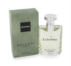 """It's also smell great one. bvlgari """"extreme""""."""