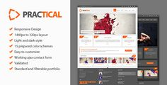 Review Practical - HTML Responsive Templatelowest price for you. In addition you can compare price with another store and read helpful reviews. Buy