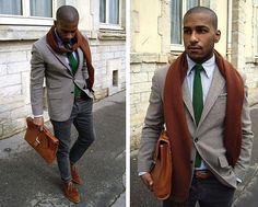 Looks de Inverno para negros | Estilo Black - Moda para Homens Negros