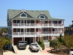 Ocean Front Luxury Home in South Nags HeadVacation Rental in Nags Head from @homeaway! #vacation #rental #travel #homeaway
