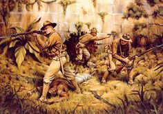 Spanish American War, Battle of Fort Rivière