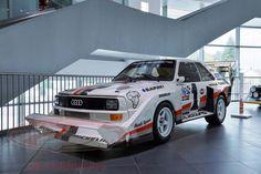 Audi Sport quattro S1 Pikes Peak / Foto: Audi AG