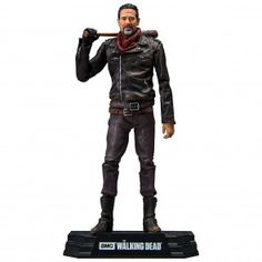 "McFarlane Toys The Walking Dead TV Negan 7"" Collectible Action Figure"