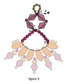 Free Superduo earring pattern - Editors' Blog - Bead Magazine - Online…