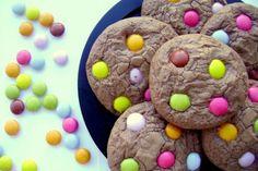 Ricetta Biscotti con gli smarties
