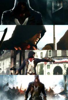 Arno Dorian Assassin's Creed: Unity