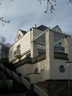 Peter Behrens - Villa Obenauer (Saarbrücken)2