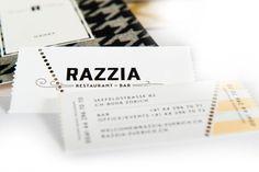 Man sagt, dass Tradition verpflichtet. Für das Razzia Restaurant & Bar in Zürich ist es allerdings viel mehr eine Freude als reine Pflicht, die besondere Geschichte des Hauses in der Seefeldstrasse vom Innendekor bis zu dem Geschäftsdrucksachen lebendig zu halten. Eine besondere Herausforderung auch für uns. Bars In Zürich, Restaurant Bar, Cards Against Humanity, Counseling, Glee, History, Projects