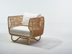 INDOOR CANE LOUNGE CHAIR WITH SIMPLE CUSHION. SIZE: 880 (w) x 820 (d) x 720 (h)mm MADE TO ORDER. LEAD TIME 8 WEEKS. PRICE IN $AUD. INCLUDES GST. SHIPPING IS NOT INCLUDED IN THE ABOVE PRICE. SHIPPING ON ALL FURNITURE ITEMS IS CALCULATED SEPARATELY AND YOU WILL BE CONTACTED WITH A QUOTE AFTER CHECK OU