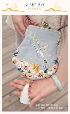 王的手创 立体刺绣diy手工布艺制作材料包口金包新手成人创意套件-淘宝网