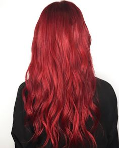 awesome 25 Heart-Stopping Bright Red Hair Ideas– Looks Guaranteed to Spice Up Your Life Check more at http://newaylook.com/best-bright-red-hair-looks/