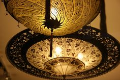 Mariano fortuny lighting by pisanim, via Flickr