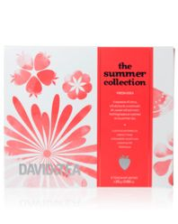 Limited Editions: Quench your thirst with The Summer Collection, which includes refreshing flavours such as Strawberry Shortcake, Tropicalia, and yes, Swampwater. DAVIDsTEA.