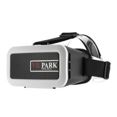 VRPARK VR Box Virtual Reality 3D Glasses Movie Game Home Theater 3D Helmet Head-mounted Black for iPhone 6S 6 Samsung S6 Note 5 / All 4.0  6.0 Inches Smart Phones