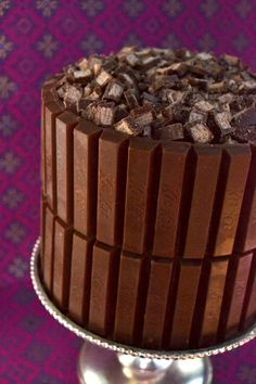*Rook No. 17: recipes, crafts & whimsies for spreading joy*: The Ultimate Kit Kat Birthday Cake Featuring My Favorite Chocolate Cake Recipe...
