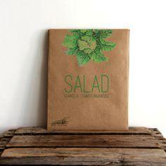 Seeds Packaging Design by Pilette Antoine