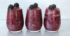 """This boozy frozen drink is the perfect way to """"wine"""" down for the night."""