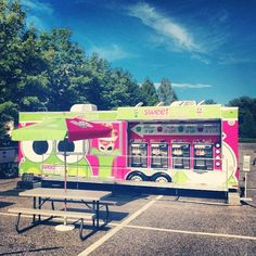 "@Sweet Frog's photo: ""What if our mobile unit parked right in your school's parking lot?"""