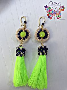 bf11041176be  zarcillos  borla  pompom  neon  color  jewerly  earings  freetoedit  moda   girls  sexy  style  glamourgirl  venezuela  usa  panama  mexico   picoftheday ...