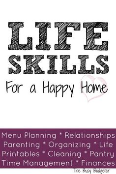 Why didn't we learn THIS stuff in college? Design your own program (for free!) to teach yourself everything that you should have learned in college but didn't. Menu Planning, Relationship Building, Time Management, Organization, Parenting, Freezer Cooking
