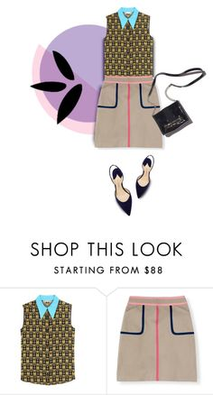 """""""Axiom"""" by pattykake ❤ liked on Polyvore featuring Miu Miu, Boden, Paul Andrew and Ramy Brook"""