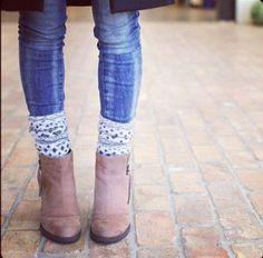 Booties   winter socks