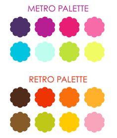 making it fun: Heaven & Helsinki by Patty Young Retro Color Palette, Colour Pallette, Retro Colours, Yarn Color Combinations, Color Schemes, Metro Retro, Retro Housewife, Color Stories, Color Swatches