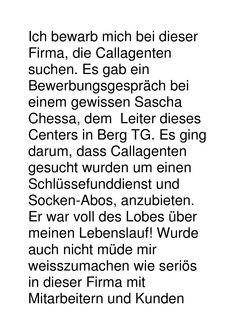Dreckiger Gauner- und Betrüger(läden)!