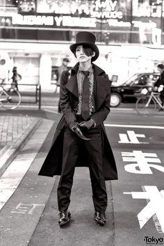 Steampunk and Junk • tokyo-fashion: 20-year-old Japanese fashion...