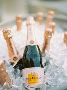 Stock up on lots of rosé this weekend! Keep in the fridge or on ice in the backyard so you'll be ready for an impromptu party at all times! See more from our Veuve Clicquot Tasting Dinner… Cheers, Veuve Cliquot, Champagne Taste, Sparkling Wine, Wines, Just In Case, Party Time, Vodka, Cocktails