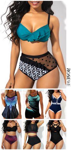 Preppy Outfits, Cool Outfits, Fashion Outfits, Beachwear Fashion, Bikini Fashion, Bathing Suits For Teens, Cute Bikinis, Teenager Outfits, Sexy Bikini