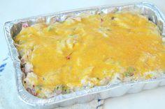 King Ranch Chicken Enchiladas | 5DollarDinners.com_-20 Freeze sauce - thaw night before?