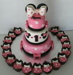 Minnie mouse...how cute!